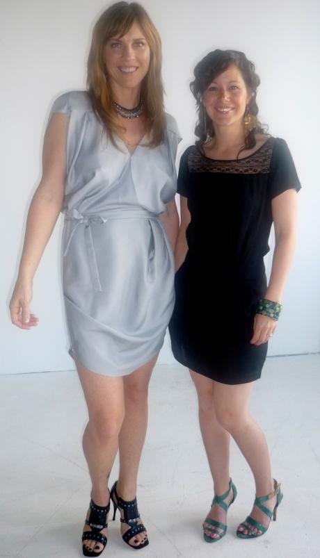 Kathryn Langsford & Crystal Munro