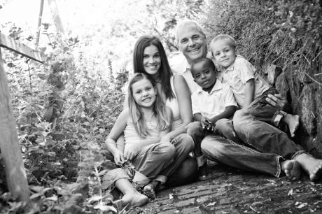 Jardine family photo shoot on-location in Victoria.