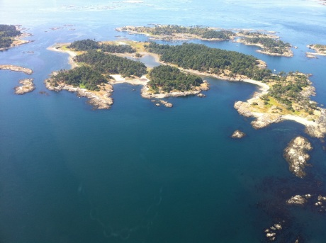 PBK Heads to Vancouver Island for on-location photo shoot.